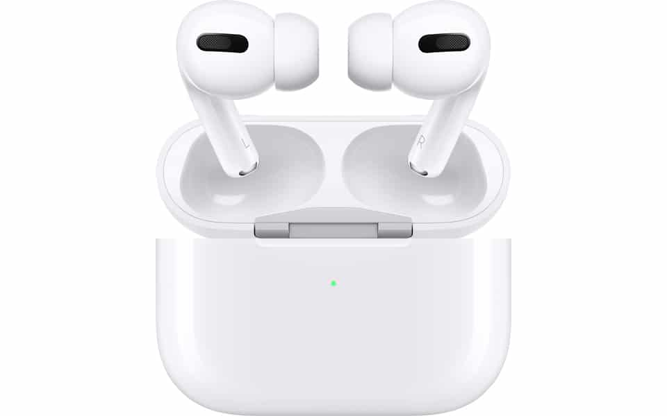 Casti Apple AirPods Pro.